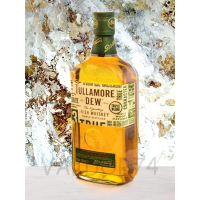 TULLAMORE DEW LIMITED EDITION  IRISH WHISKEY  70cl 43% à 29€
