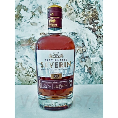 DOMAINE SEVERIN XO TRES VIEUX RHUMDE GUADELOUPE 70cl 45° à 62€