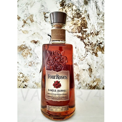 FOUR ROSES SINGLE BARREL KENTUCKY STRAIGHTBOURBON WHISKEY 70cl 50° à 46€