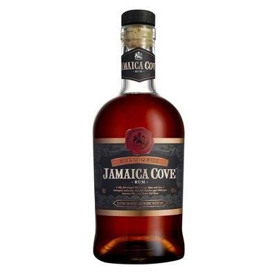 RHUM JAMAICA COVE BLACK GINGER 70cl 40° à 32€