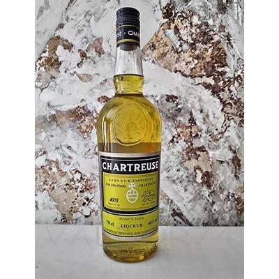 Liqueur CHARTREUSE-JAUNE 70cl 43° à 38€