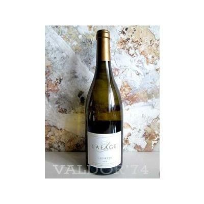 CADIRETA 2014 Domaine Lafage Côtes Catalanes Chardonnay sur lies de Viognier 75cl  LUTTE RAISONNEE