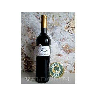 Camas Cabernet-Sauvignon 2018 Vin du Pays d'Oc Anne de Joyeuse 75cl 13,5° PROTECT PLANETE