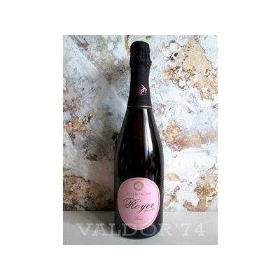 Champagne ROYER rosé Brut 75cl
