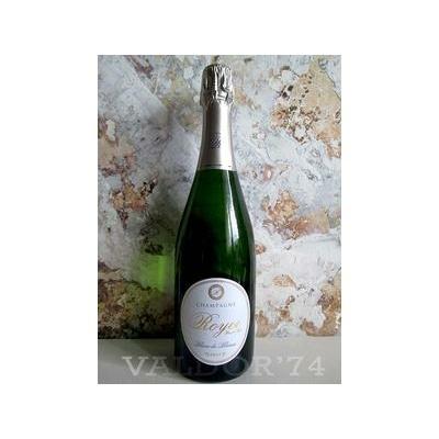 Champagne Royer Cuvée Blanc de blancs 75cl