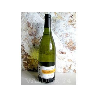 DOMAINE UBY N°4 Gros et Petit Manseng 2018 Côtes de Gascogne doux 75cl 12° à 8€