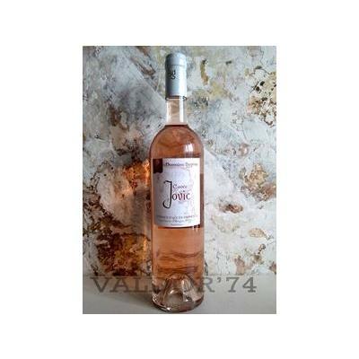 Domaine Bagrau Cuvée JOVIC Côteaux d'Aix en Provence rosé 2019 75cl 13° à 7€