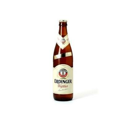 ERDINGER WEISSBIER Bière Allemande 50cl 5°
