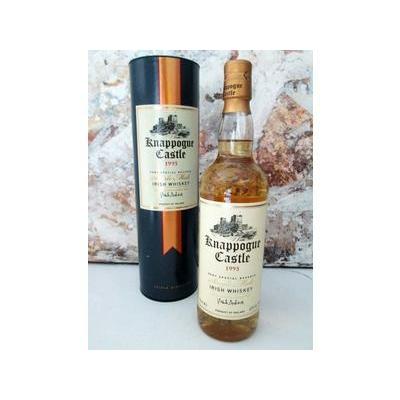 KNAPPOGUE CASTLE  1995 Irish Single-Malt Whiskey 70cl 40°