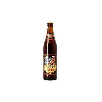 PAULANER SALVATOR Bière Allmande Noire Doppelbock 50cl 7,9°