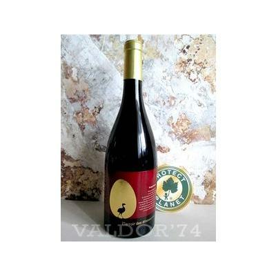 Pinot Noir 2018 GARGANTUAVIS Terroir des Dinosaures PROTECT PLANET 75cl 13° à 7€
