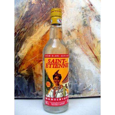 Rhum Blanc Agricole 70cl 50° HABITATION SAINT-ETIENNE AOC Martinique