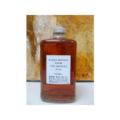 Whisky NIKKA From The Barrel JAPON  51,4° 50cl