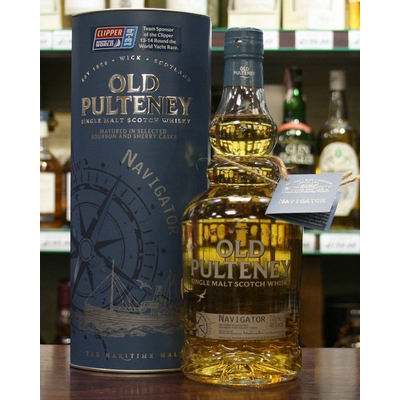 Whisky OLD PULTENEY NAVIGATOR Highland Single Malt 70cl 46°