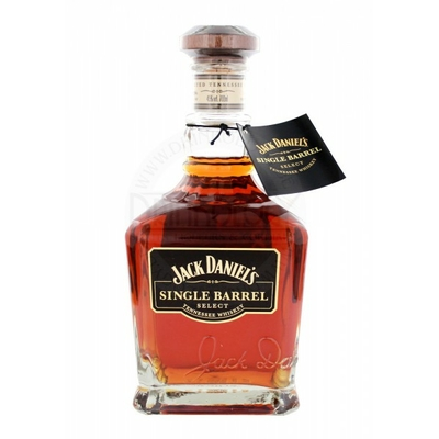 JACK DANIEL'S  SINGLE BARREL 70cl 100 PROOF 50° à 56€