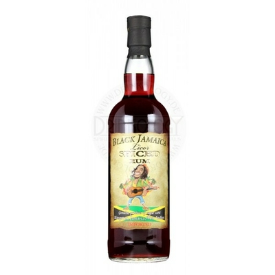BLACK JAMAICA SPICED RHUM NOIR DE JAMAIQUE 70cl 35° 31€