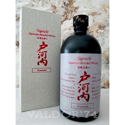 Whisky TOGOUCHI KIWAMI JAPON 40° 70cl 43€
