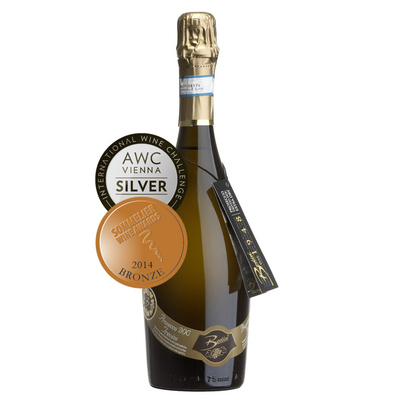 PROSECCO BEDIN DOC TREVISO  EXTRA-DRY 70cl 12° à 9€