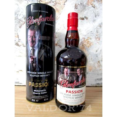 Whisky GLENFARCLAS PASSION Speyside single Malt 70cl 46° à 43€