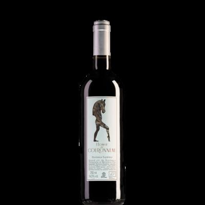 L'ECUYER DE COURONNEAU Bordeaux rouge BIO AB 2015 75cl 14°