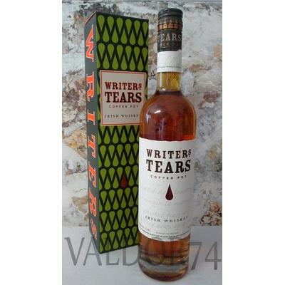 WRITER'S TEARS  IRISH POT STILL  WHISKEY 70cl 40°