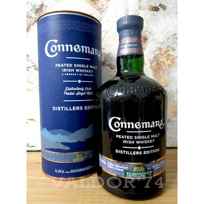 CONNEMARA  Peated Single Malt Irish Whiskey SPECIAL DISTILLERS EDITION 70cl 43°