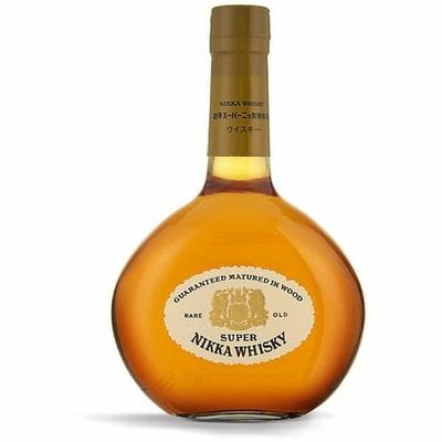 """Whisky NIKKA REVIVAL  """"Super  Rare Old"""" JAPON  43° 70cl"""