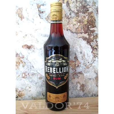 Rhum Rebellion Premium Dark rhum 70cl 24€