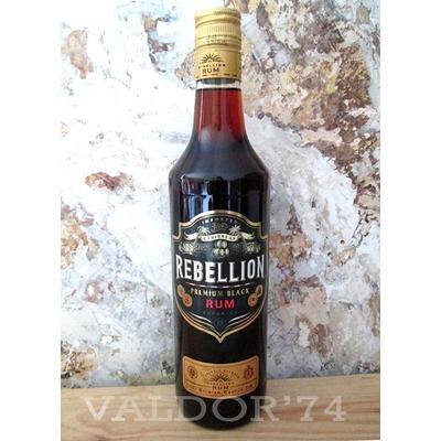 Rhum Rebellion Premium Dark rhum 70cl 24€
