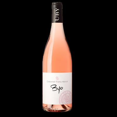 DOMAINE UBY N°6 Rosé 2019 Côtes de Gascogne 75cl 12° à 6€