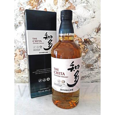 WHISKY JAPONAIS THE CHITA SUNTORI 70cl 43°
