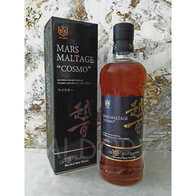 Whisky Japonais MARS MALTAGE COSMO 70cl 43° à 58€
