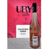 UBY ROSE COLLECTION UNIQUE IGP COTES DE GASCOGNE 2019 75cl 11,5° à 6€