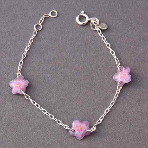 1168-bracelet-enfant-fleurs-mauves-ribambelle