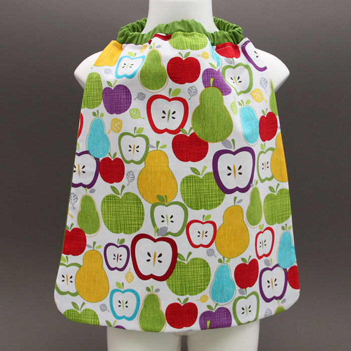 chette_serviette_cou_elastique_table_enfant_lilooka_fruits