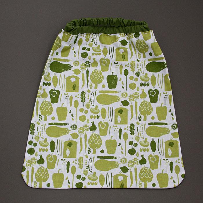 serviette_table_enfants_cou_elastique_legumes