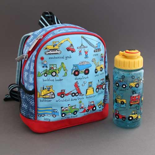 petit sac dos engins tyrrell katz enfants dehors sacs dos et sacs de sport enfants lilooka. Black Bedroom Furniture Sets. Home Design Ideas