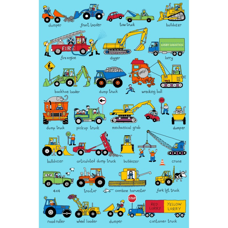 Couverture_enfant_tyrrell_katz_camion