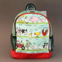 Petit sac à dos A la ferme Tyrrell Katz pour enfants