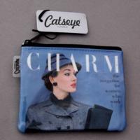 Porte-monnaie Catseye Charm