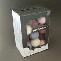 Guirlande lumineuse et veilleuse Rêverie Lovely Light