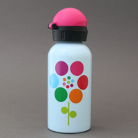 Gourde La fleur Bobble Art sans BPA