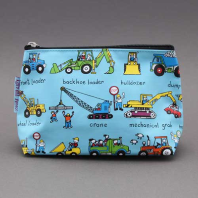 Trousse de toilette enfant Engins Tyrrell Katz