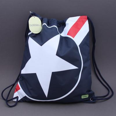 Grand sac de sport Etoile Bobble Art