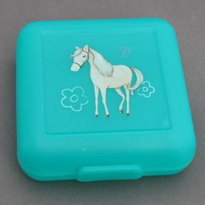 Boîte à goûter cheval Crocodile Creek sans BPA