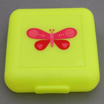 Boîte à goûter papillon Crocodile Creek sans BPA