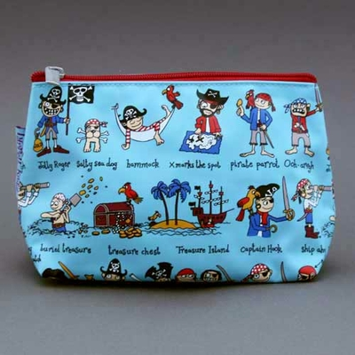 Trousse de toilette enfant Pirates