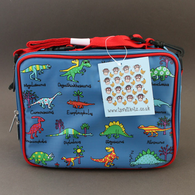 Lunch bag isotherme Dinosaures Tyrrell Katz