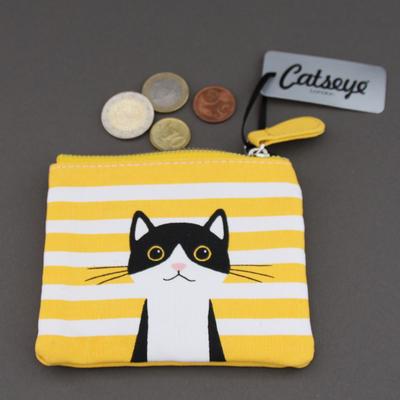 Porte-monnaie Chat Catseye