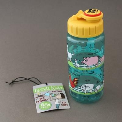 Gourde enfant Ferme Tyrrell Katz sans BPA